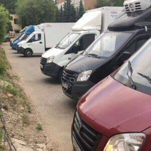 выбор автопарка перевозки Сова